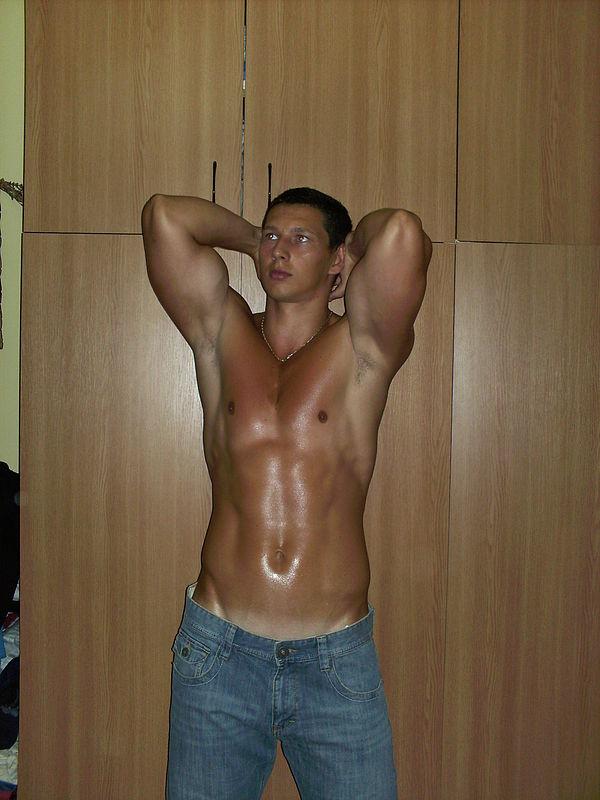 armpits...yeah